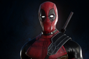Deadpool HD Art Wallpaper