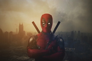 Deadpool Journey 4k Wallpaper