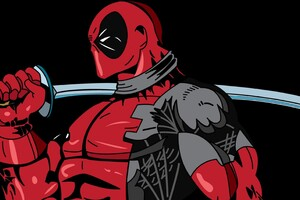 Deadpool Marvel Art