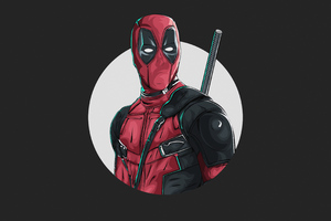 Deadpool New Art 4k 2019