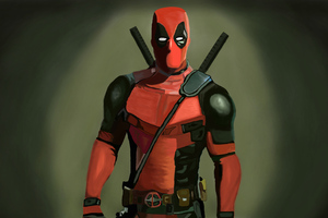 Deadpool New Art 4k Wallpaper