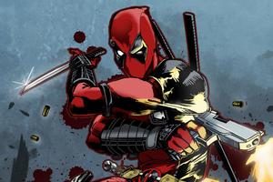 Deadpool New Art 5k