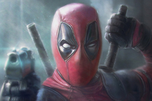Deadpool New Art4k
