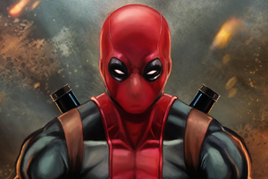 Deadpool New Artworks