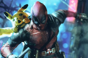 Deadpool Pika