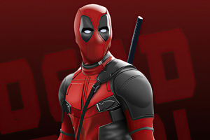 Deadpool Ryan Wallpaper