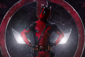 Deadpool Star Wallpaper