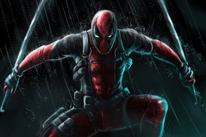 Deadpool Sword Hero 4k Wallpaper