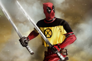 Deadpool Sword