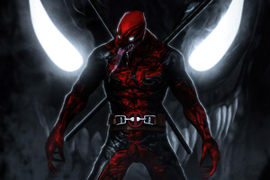 Deadpool Venom 4k 2020 Wallpaper
