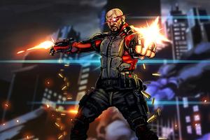Deadshot 4kart Wallpaper