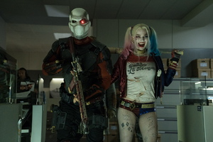 Deadshot And Harley Quinn