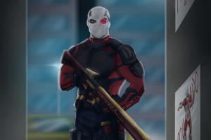 Deadshot Artwork
