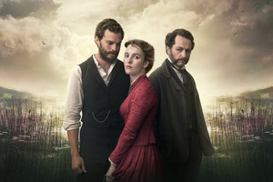 Death And Nightingales Wallpaper