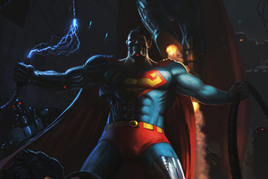 Death And Return Of Superman The Final Fight