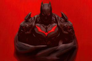 Death Knight Batman 5k Wallpaper