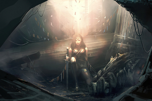 Death Of Wonder Woman Wallpaper