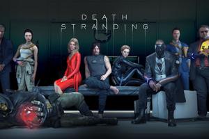 Death Stranding 8k