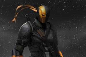 Death Stroke Art
