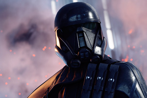 Death Trooper Star Wars Battlefront II