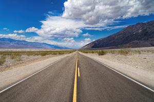 Death Valley Road 8k Wallpaper