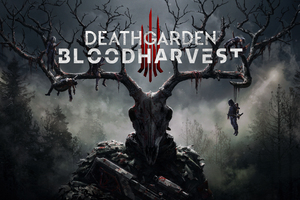 Deathgarden BLOODHARVEST Wallpaper
