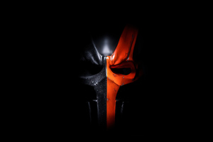 Deathstroke 2020 Mask Wallpaper