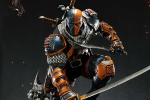Deathstroke Hero 4k