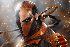 Deathstroke New Arts