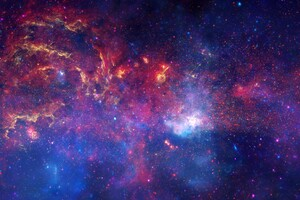 Deep Space Stars Galaxy Wallpaper