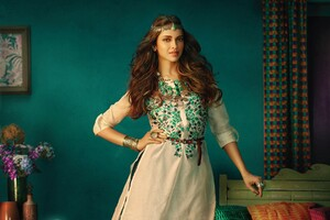 Deepika Padukone Anarkali Wallpaper