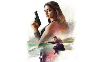 Deepika Padukone As Serena IN XXX Return Of Xander Cage Wallpaper