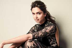 Deepika Padukone Vogue