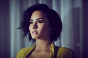 Demi Lovato American Way 2017 Wallpaper