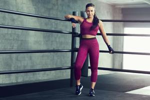 Demi Lovato Fabletics 8k Wallpaper