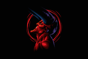 Demon Devil Wallpaper