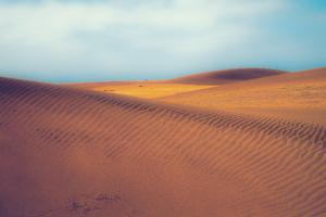Desert Clear Sky