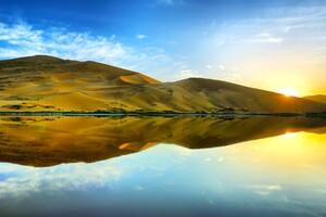 Desert Reflections