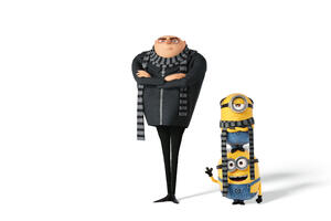 Despicable Me 3 10k Wallpaper