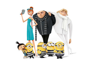 Despicable Me 3 2017 Wallpaper