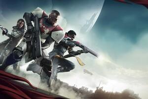 Destiny 2 2017 4k Wallpaper