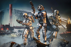 Destiny 2 2020 4k Wallpaper