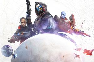 Destiny 2 Beyond Light 2020 4k