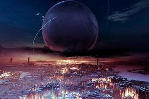 Destiny 2 Beyond Light 2021 4k