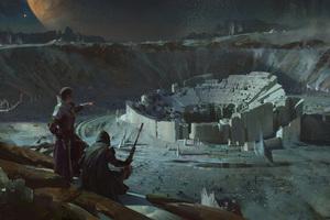 Destiny 2 Bungie Artwork Wallpaper