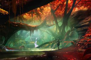 Destiny 2 Fantastic World 5k
