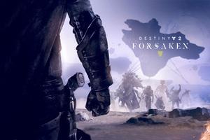 Destiny 2 Forsaken 8k