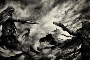 Destiny 2 Forsaken PS4 Official Concept Art