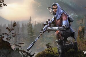 Destiny 2 Hawthorne