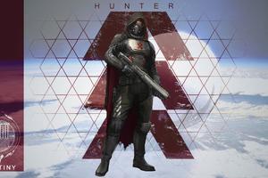 Destiny 2 Hunter 2020 Wallpaper